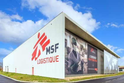 Event : Médecins Sans Frontières Logistique opens its doors on 16 september!